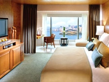 Room at Mandarin Oriental, Hong Kong, Hong Kong, HK