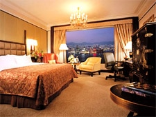 Room at Island Shangri-La, Hong Kong, HK