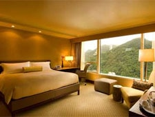 Room at Conrad Hong Kong, Hong Kong, HK