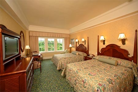 Room at Hong Kong Disneyland Hotel, Hong Kong, HK