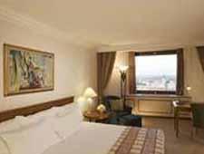 Room at Hilton Budapest Hotel, Budapest, HU