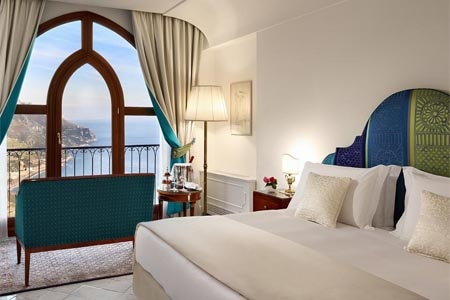 Room at Palazzo Avino, Ravello, IT