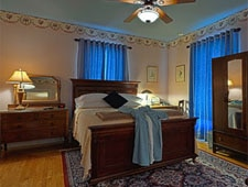 Room at Ash Street Inn, Fernandina Beach, FL