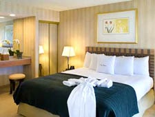 Room at DoubleTree Suites by Hilton Hotel Santa Monica, Santa Monica, CA