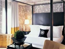 Room at Maison 140, Beverly Hills, CA