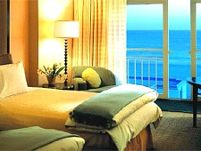 Room at Loews Santa Monica Beach Hotel, Santa Monica, CA