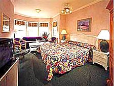 Room at Glenmore Plaza Hotel, Avalon, CA