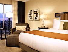 Room at Hyatt Regency Century Plaza, Los Angeles, CA