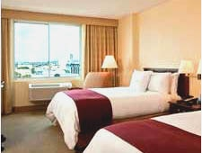 Room at DoubleTree by Hilton Hotel Los Angeles - Commerce, Commerce, CA