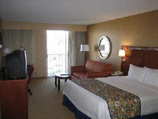 Room at Courtyard Long Beach Downtown, Long Beach, CA