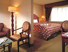 Room at DoubleTree by Hilton Hotel Los Angeles - Norwalk, Norwalk, CA