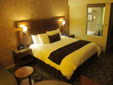 Room at Miyako Hybrid Hotel, Torrance, CA