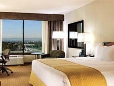 Room at Doubletree by Hilton Hotel Los Angeles - Westside, Culver City, CA