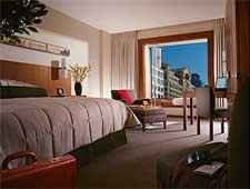 Room at Four Seasons Hotel Canary Wharf, London, GB
