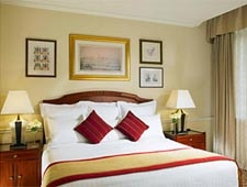 Room at London Marriott Hotel County Hall, London, GB