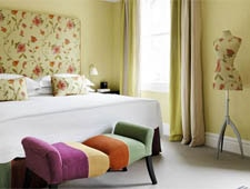 Room at Charlotte Street Hotel, London, GB
