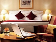 Room at London Marriott Hotel Kensington, London, GB