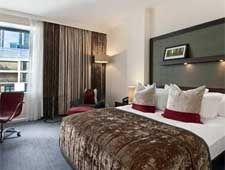 Room at Hilton London Canary Wharf, London, GB