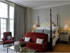 Room at Dean Street Townhouse, London, GB