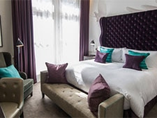 Room at The Ampersand Hotel, London, GB