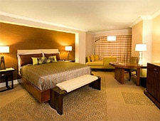 Room at Mandalay Bay Resort & Casino, Las Vegas, NV