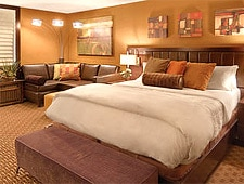 Room at Golden Nugget Hotel & Casino, Las Vegas, NV