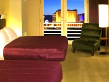 Room at Hard Rock Hotel & Casino, Las Vegas, NV