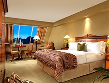 Room at Luxor Hotel & Casino, Las Vegas, NV