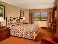 Room at Santa Fe Station, Las Vegas, NV