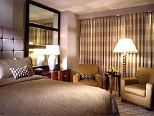 Room at THEhotel at Mandalay Bay, Las Vegas, NV