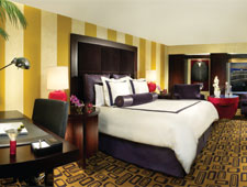 Room at Planet Hollywood Resort & Casino, Las Vegas, NV