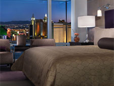 Room at Aria Resort & Casino, Las Vegas, NV