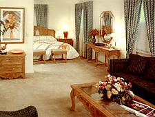 Room at Stonepine Estate, Carmel Valley, CA