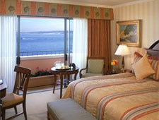 Room at Monterey Plaza Hotel & Spa, Monterey, CA