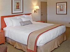 Room at Best Western DeAnza Inn, Monterey, CA