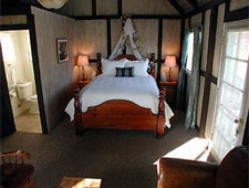 Room at Lucia Lodge, Big Sur, CA