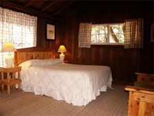 Room at Ripplewood Resort, Big Sur, CA