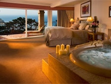 Room at Tickle Pink Inn, Carmel, CA