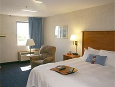 Room at Lexington Hotel at Detroit Metro Airport, Romulus, MI
