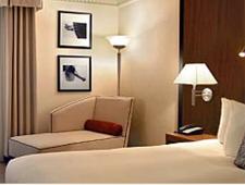 A guest room at Sofitel Miami in Florida