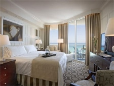 Room at Acqualina Resort & Spa on the Beach, Sunny Isles Beach, FL