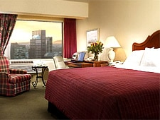 A room at Le Centre Sheraton Montreal Hotel in Montreal, Canada