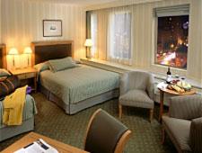 Room at Le Meridien Versailles-Montreal, Montréal, QC