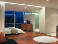 Room at Lombardo Suites, Mexico City, D.F.