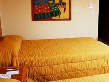 Room at Hotel Eurostars Zona Rosa Suites, Mexico City, D.F.