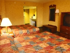 Room at Guesthouse International Inn & Suites, Nashville, TN