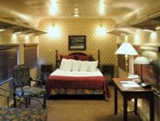 Room at Chattanooga Choo Choo, Chattanooga, TN