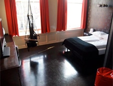 Room at Mauro Mansion, Amsterdam, NL