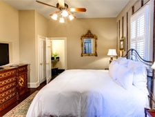 Room at Audubon Cottages, New Orleans, LA