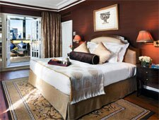 Room at Hotel Plaza Athenee, New York, NY